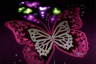 Shiny Butterfly Flash